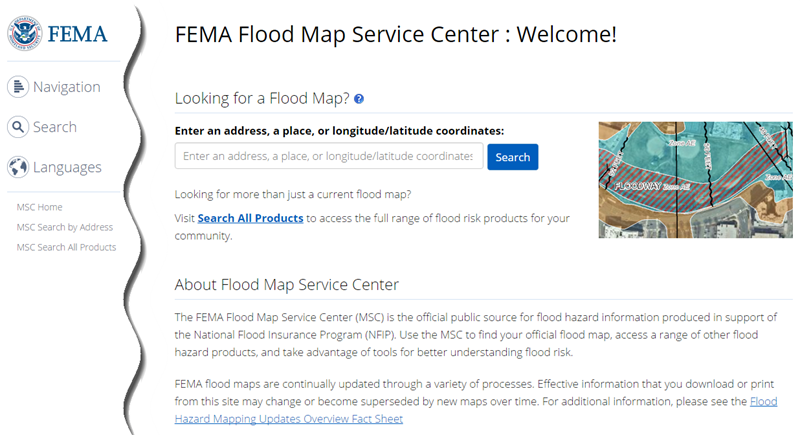 How To Find Your Home On FEMA's Flood Insurance Rate Maps | Madison Digital Flood Insurance Rate Map on
