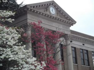 Athens Limestone County Surveyors Courthouse